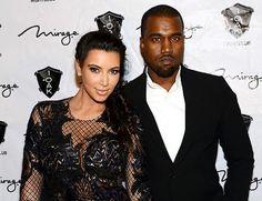 cotibluemos: Kim Kardashian embarazada de su segundo hijo