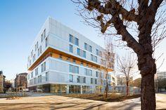 AZC Architekten, Seniorenheim und Kinderkrippe in Paris, Sergio Grazia 62448
