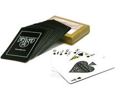 Birdland Jazz Giftshop — Birdand Playing Cards
