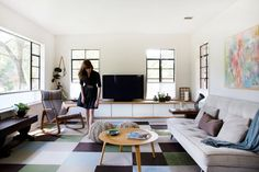 12 Things Every Home Should Have:  dimmers, cloth napkins, art at the right height, etc.