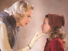 The Golden Compass - I loved Lyra's unusual knitwear