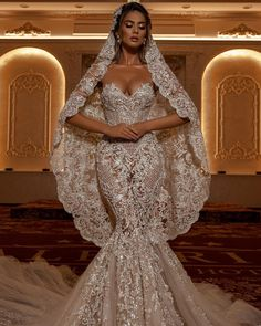 Hijab Wedding Dresses, Princess Wedding Dresses, Elegant Wedding Dress, Dream Wedding Dresses, Bridal Dresses, Wedding Gowns, Hijab Bride, Backless Wedding, Boho Wedding