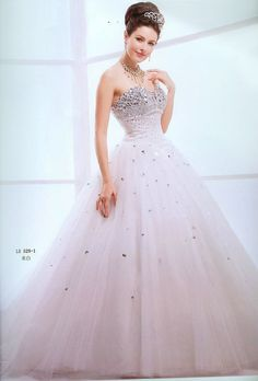Princess Style Debutante Gown ~ elegant