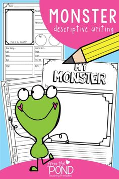 My monster descriptive writing papers Pin for later! writing my paper, how to write a reflection paper, how to write a reflective paper, how to write a paper, writing a research paper