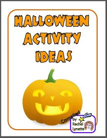 Minds in Bloom: Free Halloween Activity Ideas Ebook!