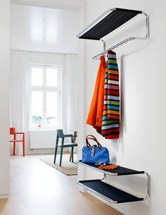 """Möbel: Garderobe """"S 1520"""" von Thonet - Bild 23 - [SCHÖNER WOHNEN]"""