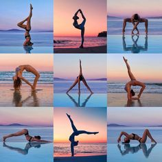 "Can you lose weight by doing yoga? Can you lose weight by doing yoga?,Yoga ""Regular yoga practice can influence weight loss, but not in the ""traditional"" sense. yoga poses workout beginner fitness beginner inspiration poses for beginners Dance Photography Poses, Dance Poses, Beach Photography, Dance Picture Poses, Gymnastics Photography, Yoga Pictures, Dance Pictures, Yoga Inspiration, Inspiration Fitness"