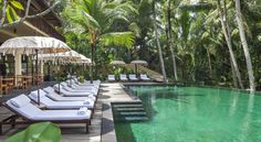£160 Komaneka at Rasa Sayang is located along Monkey Forest Road in the heart of…