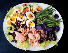 40 Salads for those who hate salads, including Salmon Niçoise