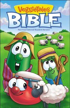 The VeggieTales Bible, NIrV, Hardcover