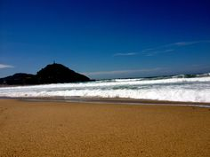 Donostia - San Sebastian Playa La Zurriola