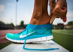 Nike Free Flyknit 0 Nike Free Flynit : A mi chemin entre la chaussure et la chaussette