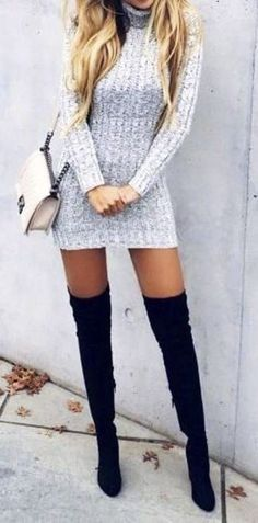 ef19fa9e4df7a9  fall  outfits   150 Fall Outfits to Shop Now Vol. 1 034 Follow. Fall  Winter OutfitsAll Black ...