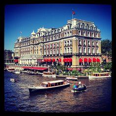 InterContinental Amstel Amsterdam in Amsterdam, Noord-Holland