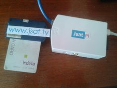 The JSAT Pi - Home Cards Share Server with or without card reader - dealers wanted