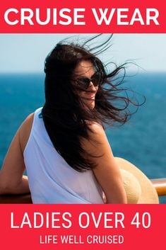 What to wear on a cruise if you're over 40. Beautiful outfits that are flattering for mature women. 40 plus, 50 plus cruise fashions. Cruise Port, Cruise Travel, Cruise Vacation, Vacations, Cruise Ship Reviews, Best Cruise Ships, Packing List For Cruise, Cruise Tips, Cruise Outfits