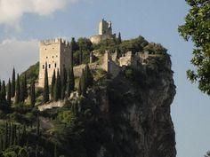 Castello di Arco, Trentino, Italy