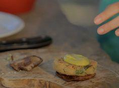 Burguer de quinoa | Portal Namu