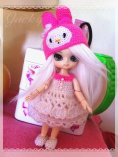 Another jacky pict - dal doll