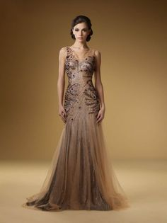 Mother Of The Brides Dress Long