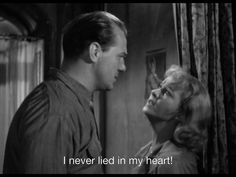 Vivien Leigh in A streetcar named desire(1951). Quote.