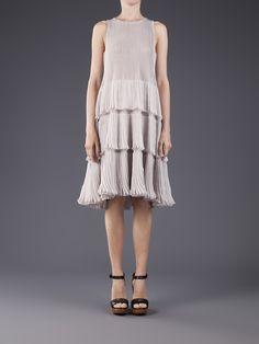 Maison Rabih Kayrouz Sable Sleeveless Dress - Savannah...like wearing a work of art...