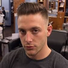 Image result for guy short hair with short fringe