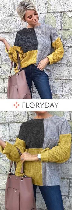 59 Ideas For Crochet Sweater Pattern Pullover Jumpers Crochet Top Outfit, Crochet Clothes, Crochet Hair, Crochet Cardigan, Crochet Granny, Loom Knitting Patterns, Knitting Stitches, Knitting Projects, Crochet Patterns