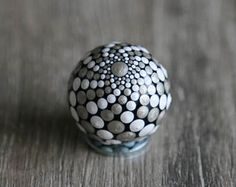 mandala ball 3cm painted glass ♣️Fosterginger.Pinterest.Com🌑More Pins Like This One At FOSTERGINGER @ PINTEREST 🌑No Pin Limits🌑でこのようなピンがいっぱいになる🌑ピンの限界🌑