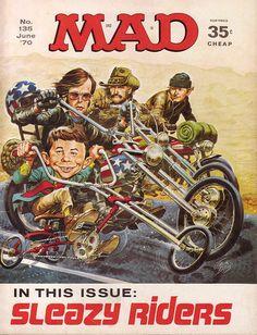 MAD Magazine Cover by Jasperdo, via Flickr