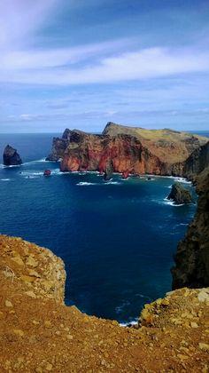 Ponta de São Lourenço - Ilha da Madeira