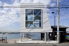 Window House / Yasutaka Yoshimura Architects #microliving