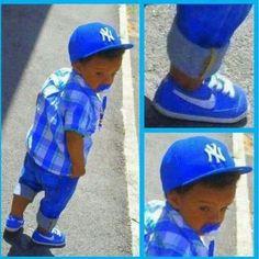 Baby boy swag!!