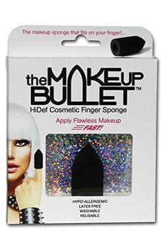 The Makeup Bullet Finger Sponge (Black) - The Most Versat... https://www.amazon.com/dp/B00ZDGM4UA/ref=cm_sw_r_pi_dp_x_ibzHyb7QCGA00