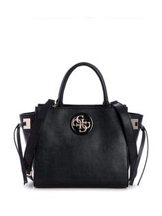 GUESS Open Road Society Satchel * Details can be found by clicking on the image. (This is an affiliate link) Stylish Handbags, Best Handbags, Replica Handbags, Fashion Handbags, Women's Handbags, Canvas Purse, Guess Bags, Womens Purses, Satchel Purse