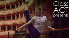 Svetlana Zakharova - Stretching & Warm-up in Italy And suddenly I feel the urgency to stretch