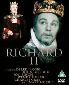 Richard II (BBC Shakespeare Collection) [DVD] Shelved in the Library Office at please ask staff. Shakespeare History, Shakespeare And Company, Shakespeare Plays, William Shakespeare, Mary Morris, Epic Film, Cedar City, College Library, Plantagenet