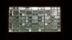 MOSAICO CRISTAL PARA PONER ENTRE HIERRO Glass Block Windows modern-windows