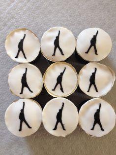 Freddie Mercury cupcakes