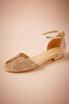 perfect wedding flat from Anthro
