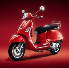 This is the Vespa I want