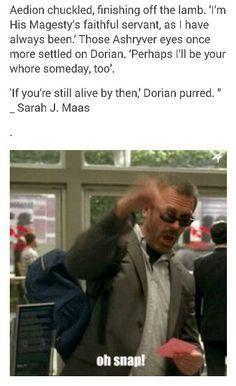 Aedion Ashryver x Dorian Havilliard. Snaps everywhere from everyone #aedion #dorian