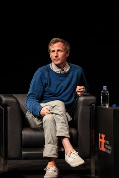 In Conversation with... Spike Jonze. (Photo: Connie Tsang)