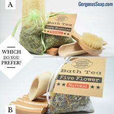 Do you prefer A or B?