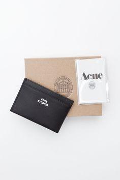 Acne Studios / Card Case #DearTopshop