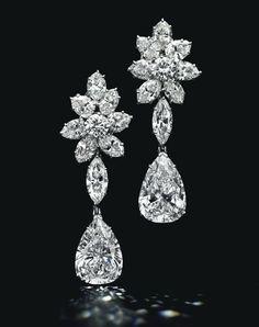 Stunning Diamond Earrings! #IndyFacets