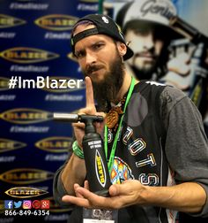 #ImaBlazer  Are You? The original line of Made in Japan Torches and lighters. Featuring a 31 year track record of quality and innovation.  Don't play with fire. Get the first. Get the best. Get a Blazer. #butane #Torch #BlazerProducts   #BlazerTorch #ButaneTorch   #Soldering #HeatShrink   #AutomotiveRepair   #Woodworking