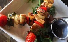 """Pinchos y """"brunch"""" para vegetarianos"""