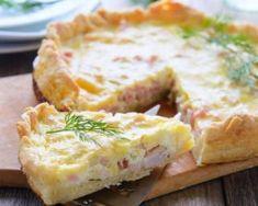 Quiche allégée au jambon et au comté : http://www.fourchette-et-bikini.fr/recettes/recettes-minceur/quiche-allegee-au-jambon-et-au-comte.html