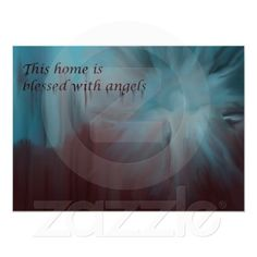 Beautiful Angel Poster, Guardian Angel for Home